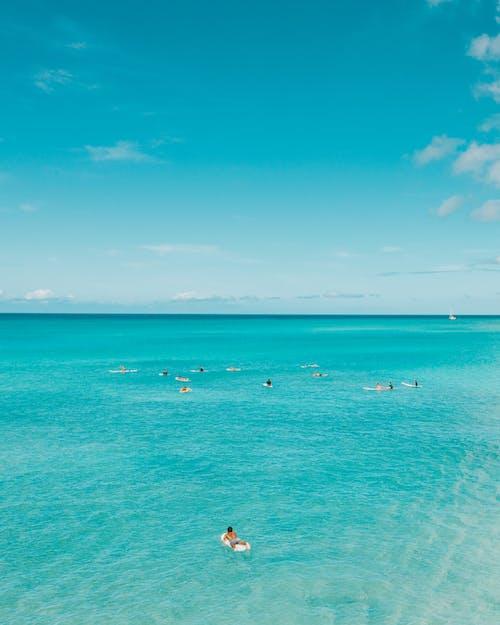 Δωρεάν στοκ φωτογραφιών με oahu, Surf, γαλάζιος ουρανός, θάλασσα
