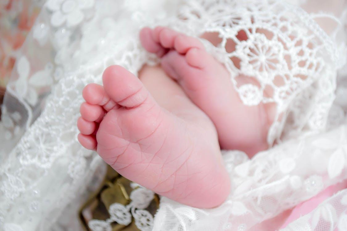 Photo of Baby's Feet