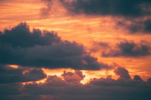 Бесплатное стоковое фото с oahu, гавайи, закат