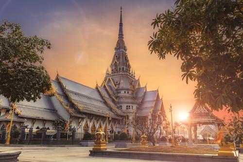 Бесплатное стоковое фото с Азия, архитектура, Буддизм, ват сотонварарам