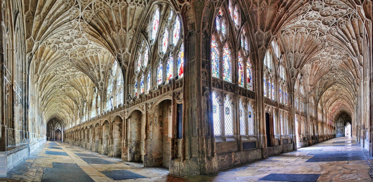 abadia, ancião, antepassados