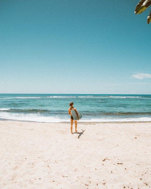 Kostenloses Stock Foto zu blau, blauer himmel, hawaii