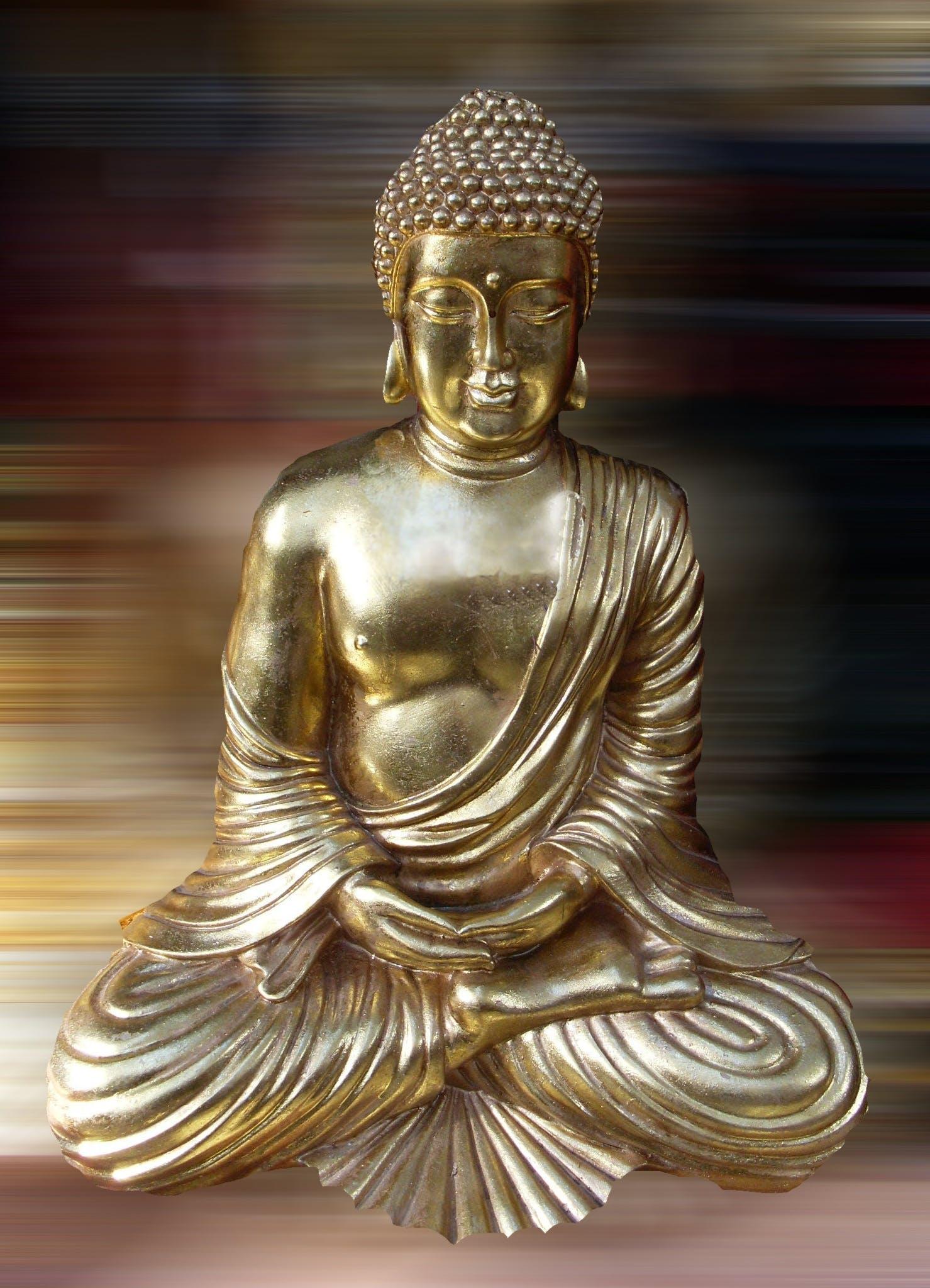 Free stock photo of art, statue, sculpture, buddha