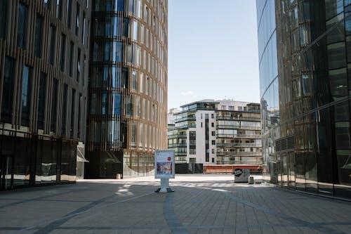 Imagine de stoc gratuită din afaceri, arhitectură, arhitectură modernă, business