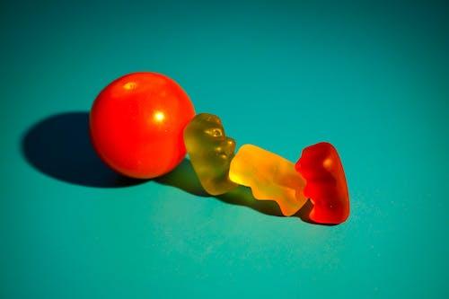 Free stock photo of adult, erotic, foodporn, gummy bears