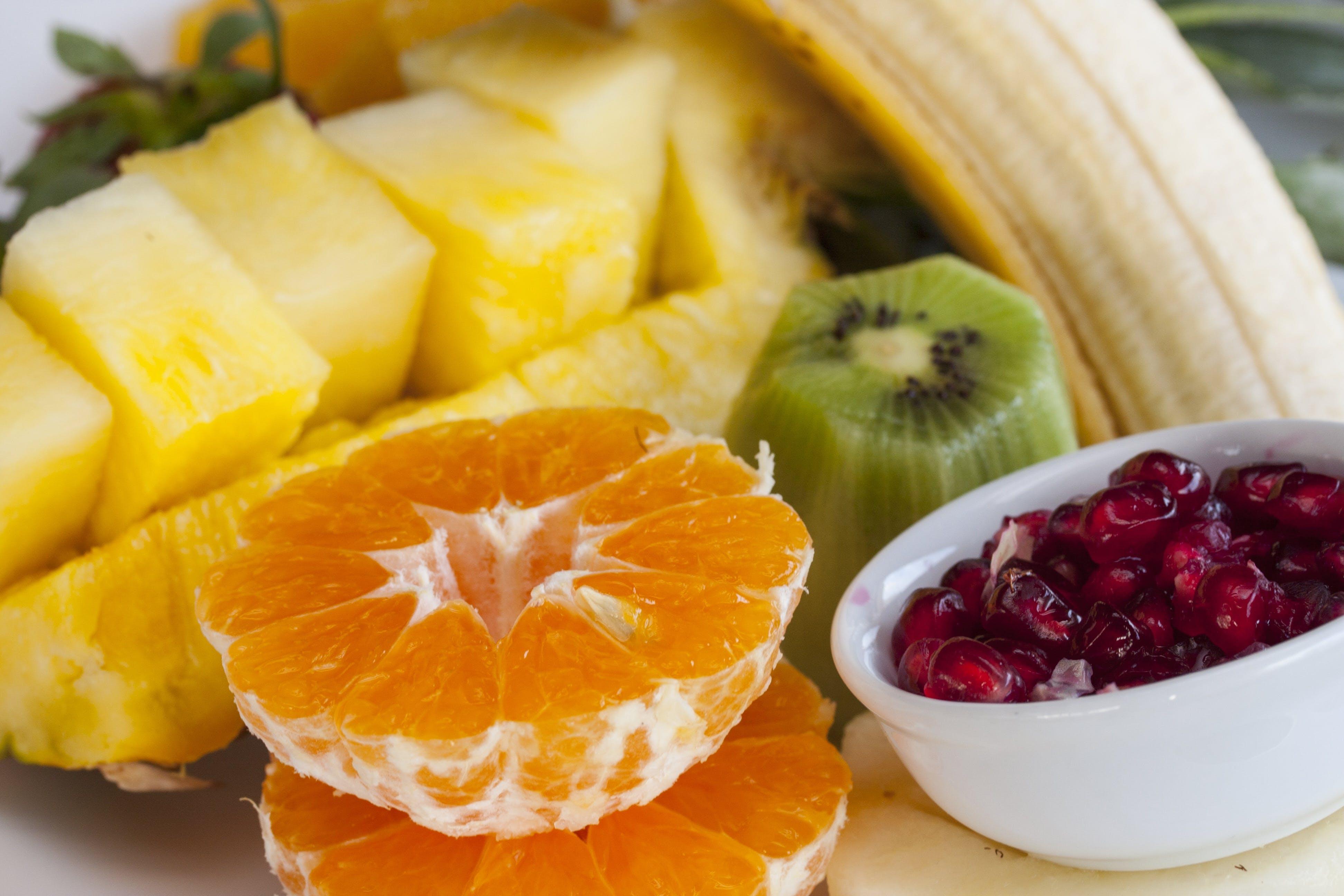 Free stock photo of food, orange, breakfast, pineapple