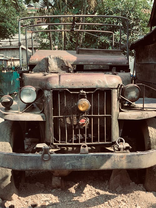 Free stock photo of nissan, vintage car