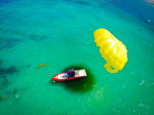 Foto profissional grátis de ação, aéreo, água, altura