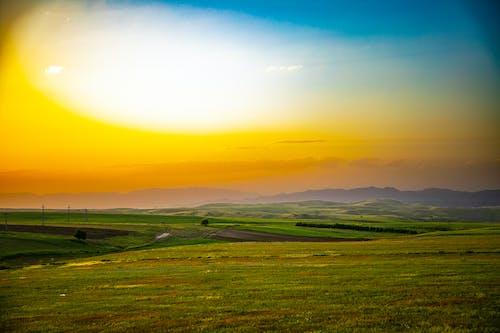 คลังภาพถ่ายฟรี ของ ดวงอาทิตย์, ธรรมชาติ, พระอาทิตย์