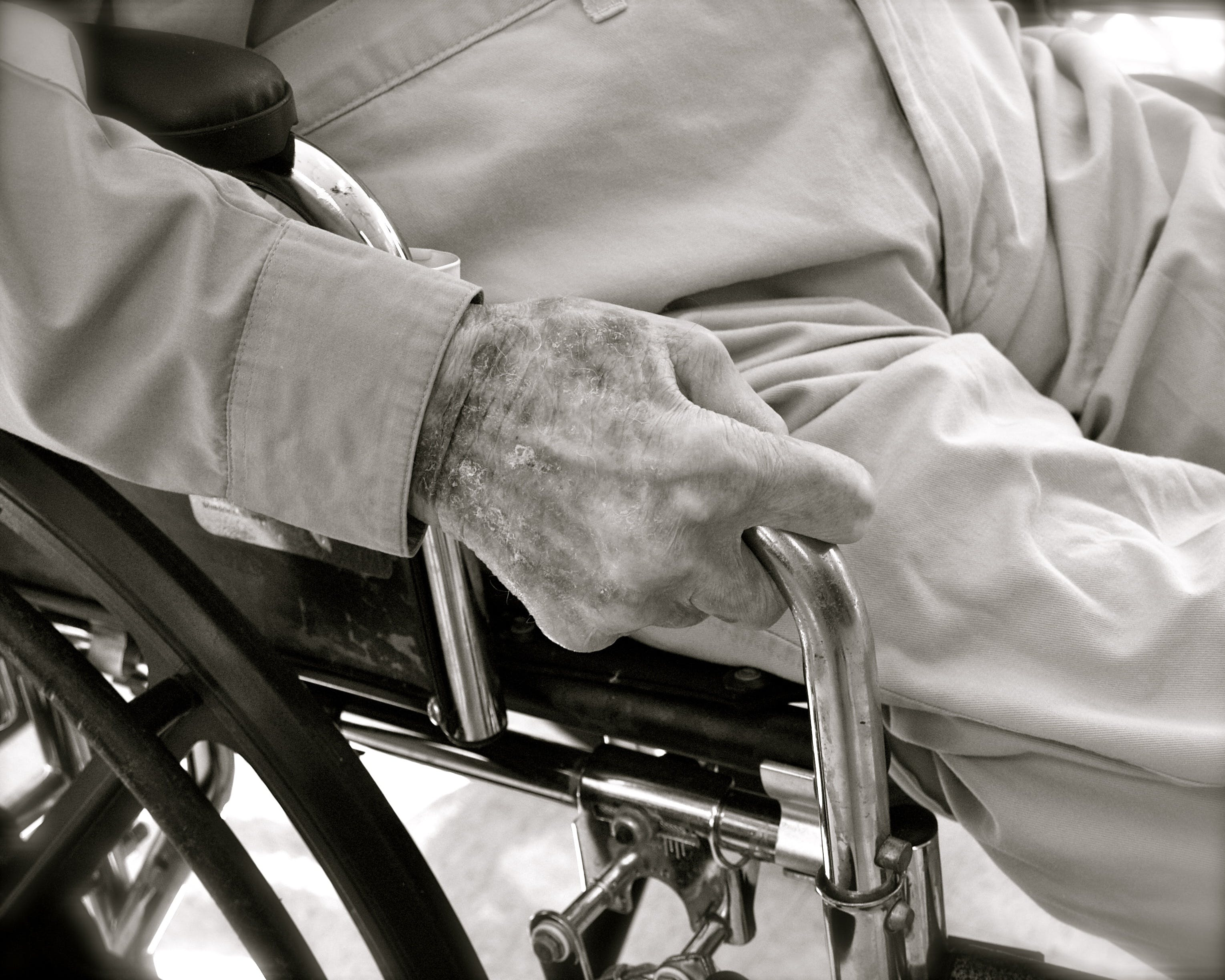 Free stock photo of person, hand, medical, senior