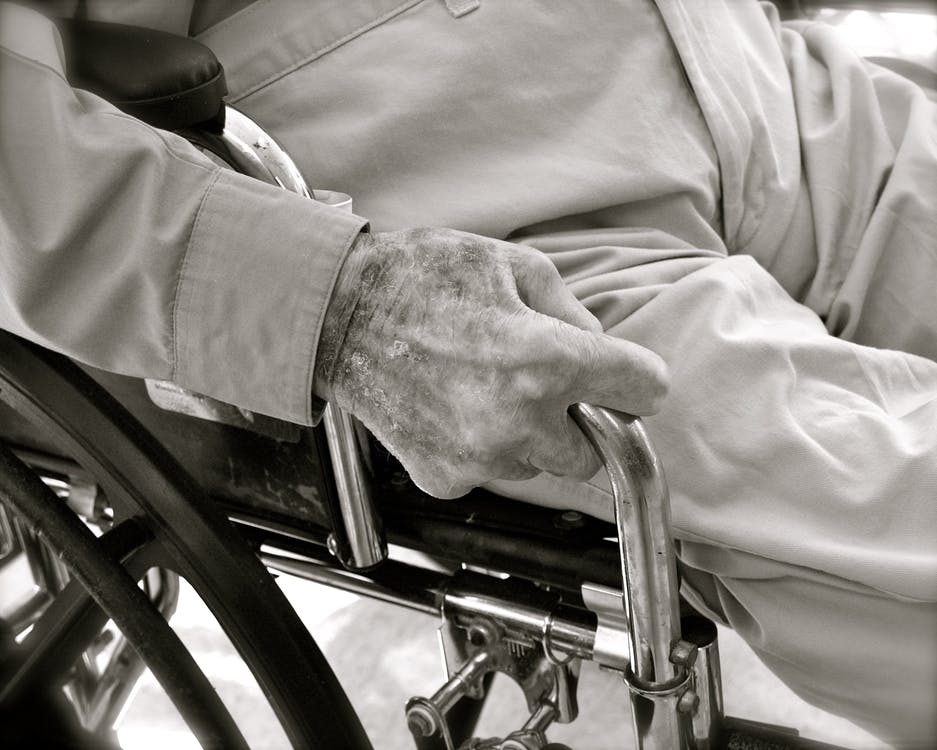aging, care, elderly