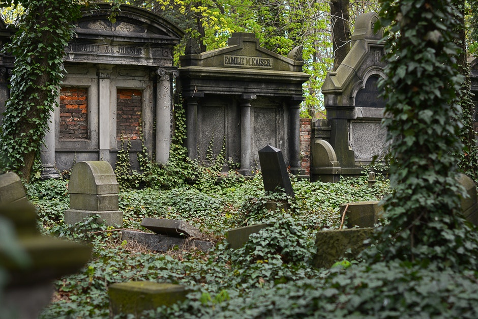 architecture, building, cemetery
