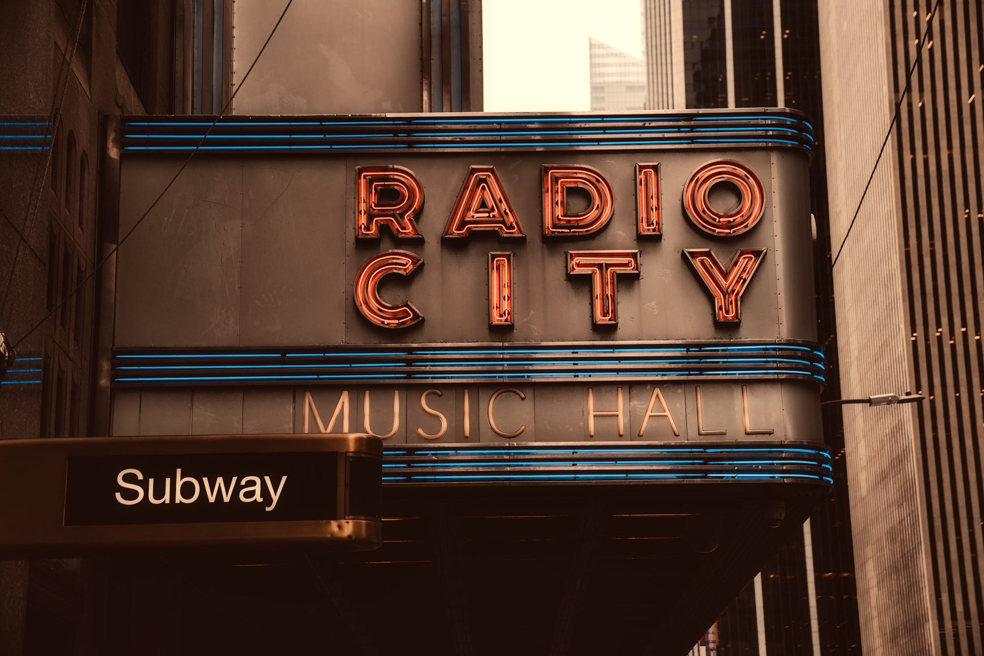 Radio City Music Hall Building