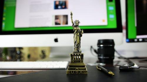 Free stock photo of america, apple, camera