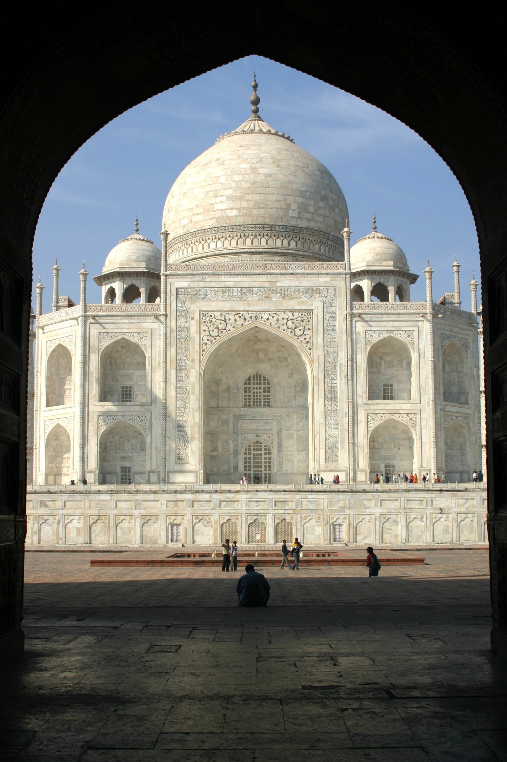 Free stock photo of Agra, architecture, india, marble
