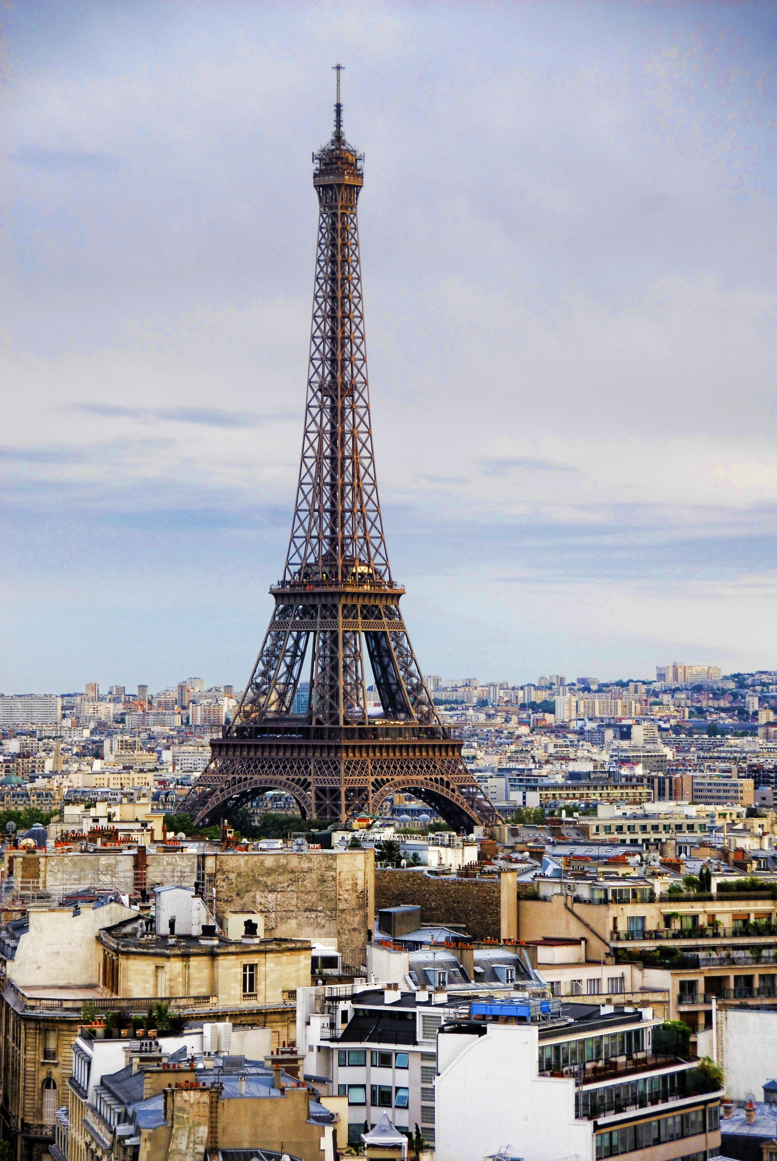 Eiffel Tower During Daytime 183 Free Stock Photo
