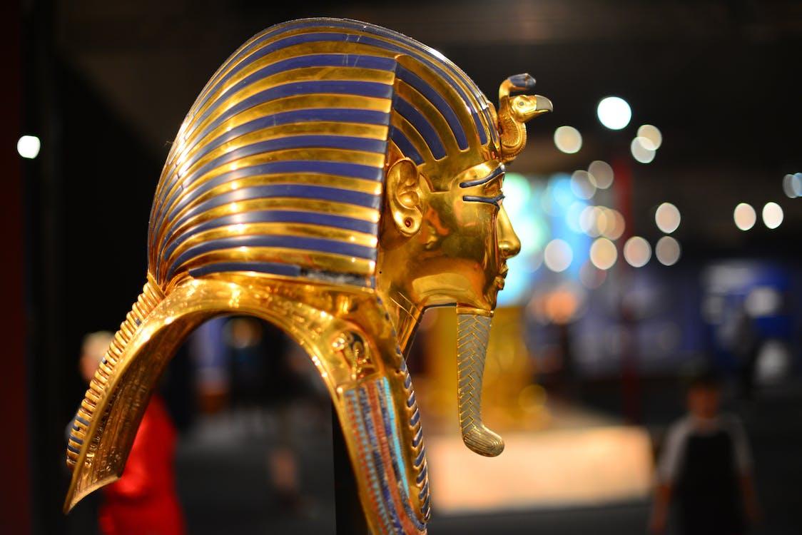 Základová fotografie zdarma na téma egyptský, faraon, maska