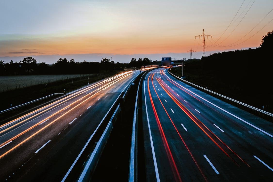 asphalt, blur, Car 的 免費圖庫相片