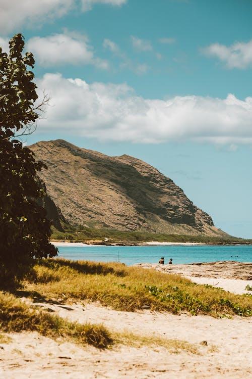 Ilmainen kuvapankkikuva tunnisteilla havaiji, hiekkaranta, horisontti