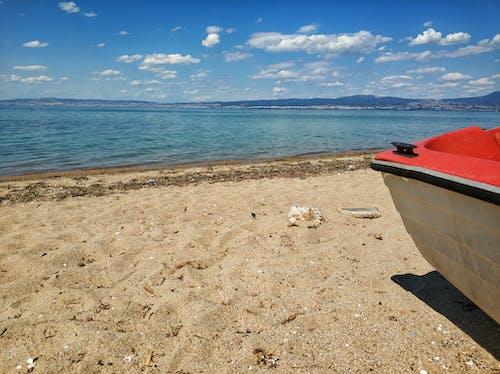 Free stock photo of background, beach, blue sky