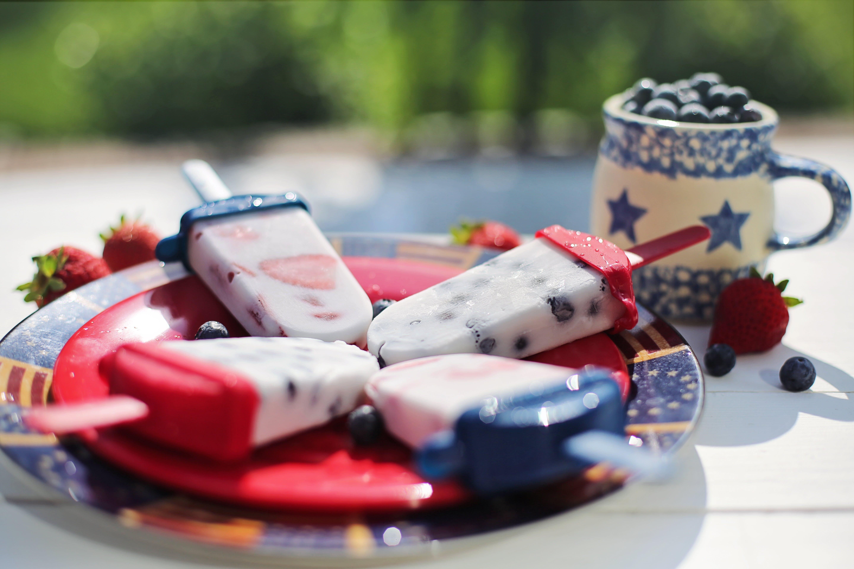 Kostnadsfri bild av blåbär, dagsljus, färg, firande