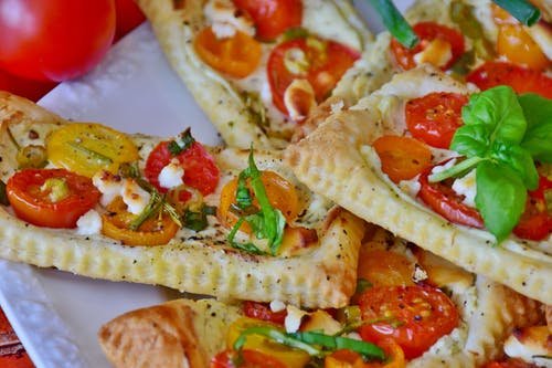 Imagine de stoc gratuită din brânză, busuioc, delicios, epicurian