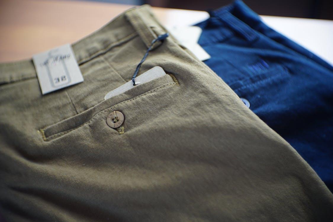 mutande, pantaloni