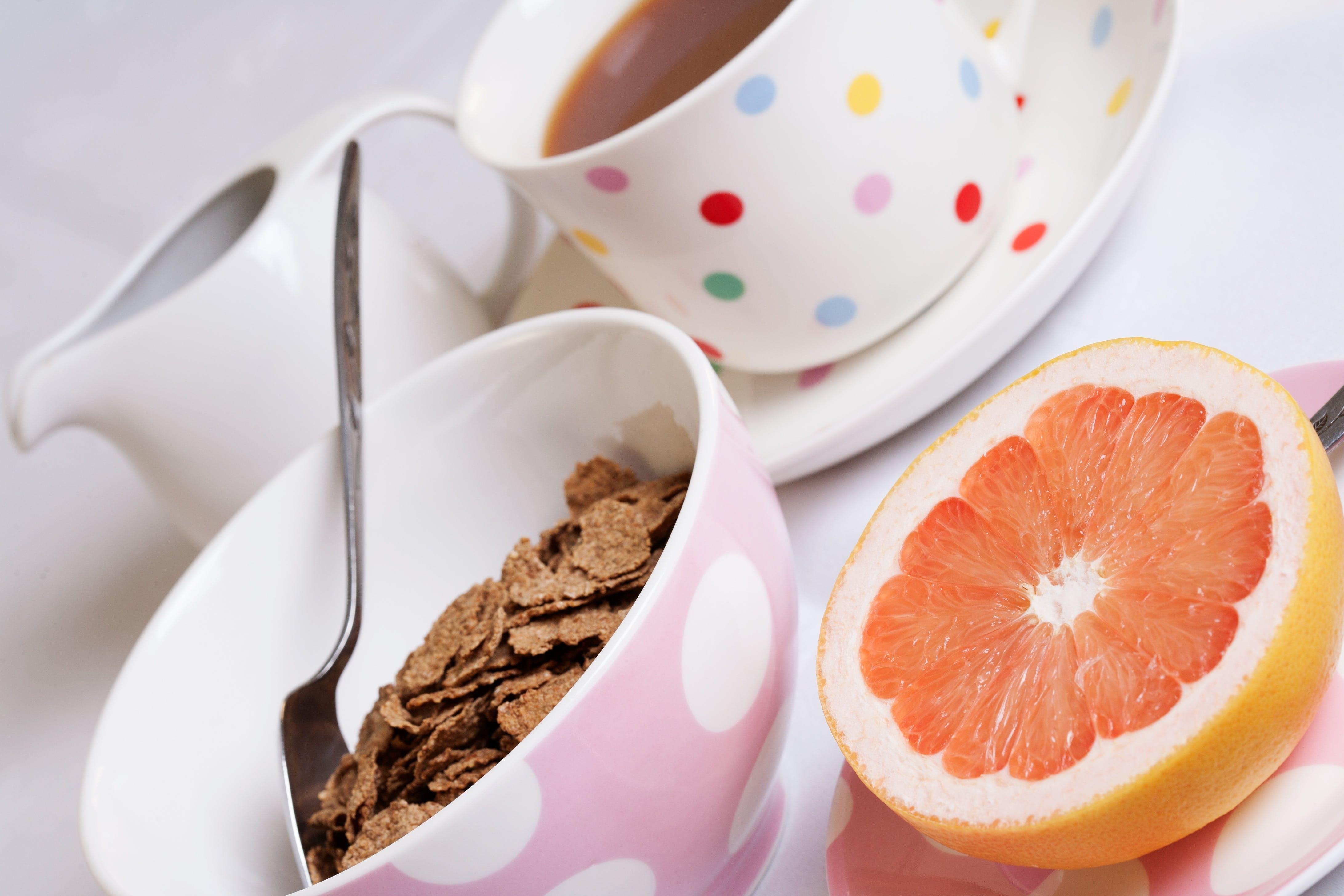 bowl, breakfast, ceramic