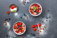 healthy, fruits, sugar