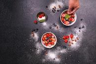 food, healthy, hand