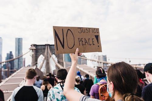 Kostenloses Stock Foto zu aktivismus, aktivisten, blm