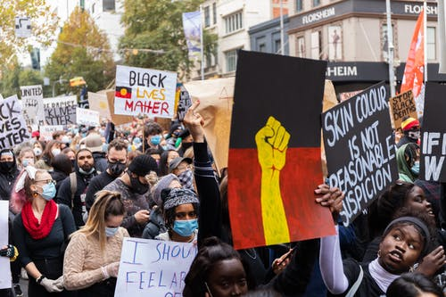 Free stock photo of black lives matter, crowd, protest, racism