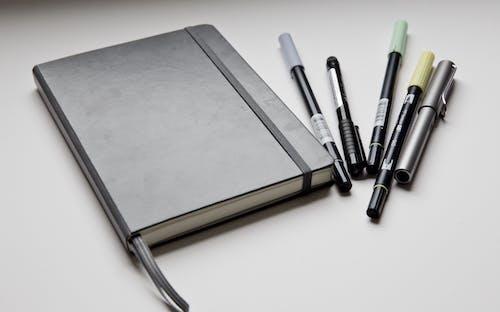 Imagine de stoc gratuită din caiet, concentrare, consumabile pentru birou, contemporan