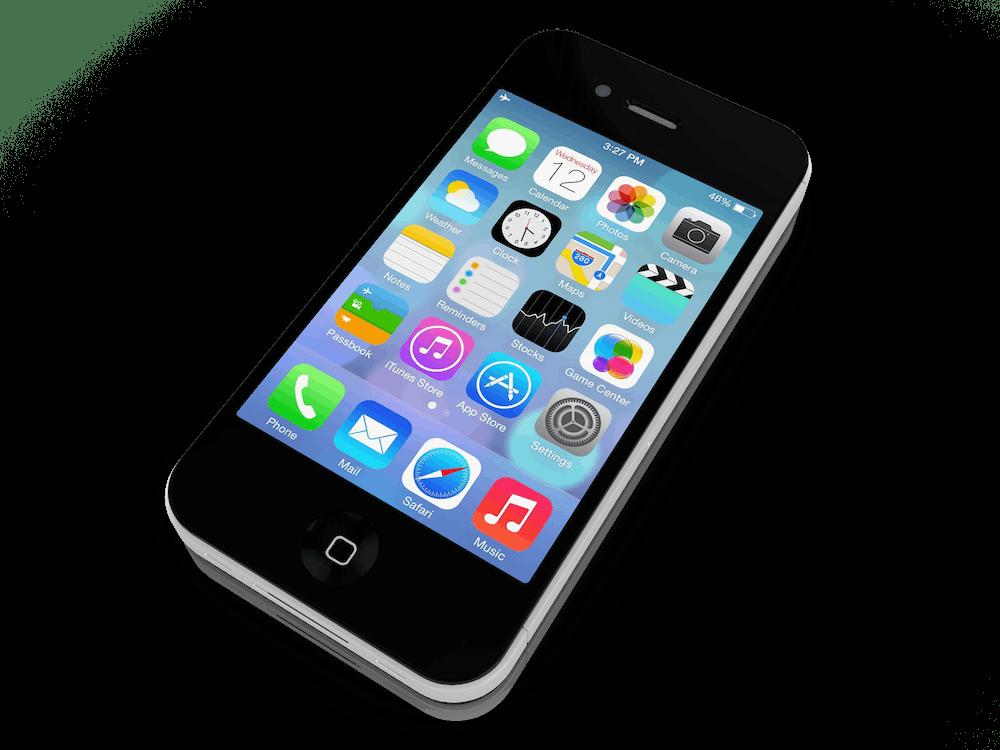 iPhone, 互聯網, 可攜式