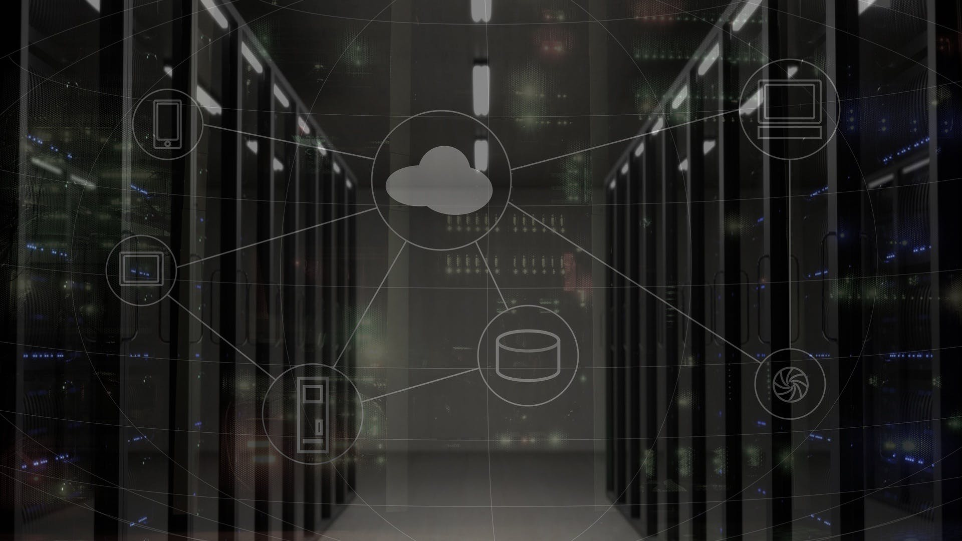Free stock photo of cloud, computer, connection, infrastructure