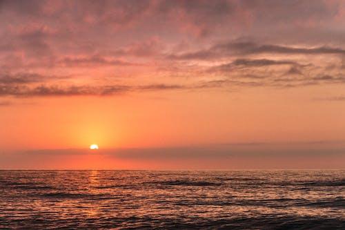 地平線, 夏天, 夏季, 太陽 的 免費圖庫相片