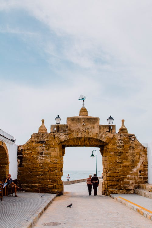 傳統, 古老的, 哥德式, 城堡 的 免費圖庫相片