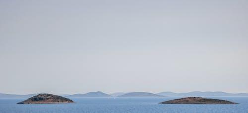 Бесплатное стоковое фото с вода, закат, корабль, лодка
