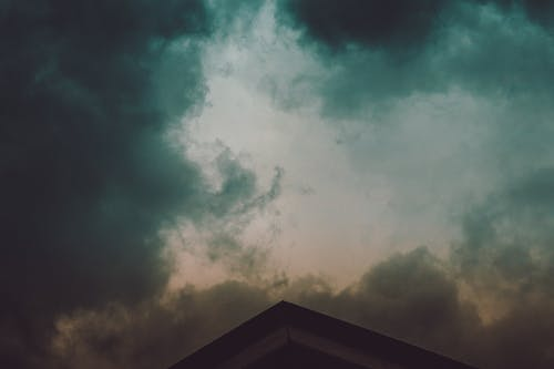 Foto d'estoc gratuïta de després de la pluja, vesprada evocadora, vespre evocador