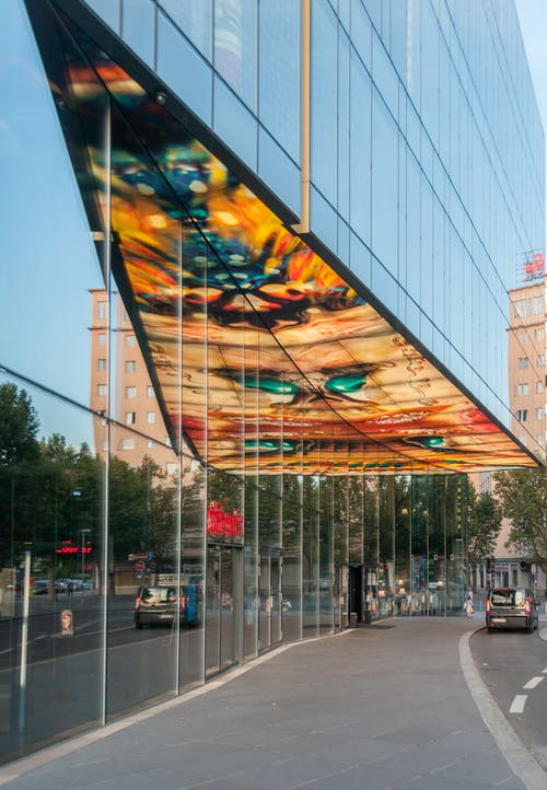 Free stock photo of arquitectura moderna