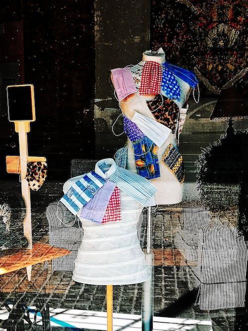 Free stock photo of face masks, fashion masks, handmade masks, masks