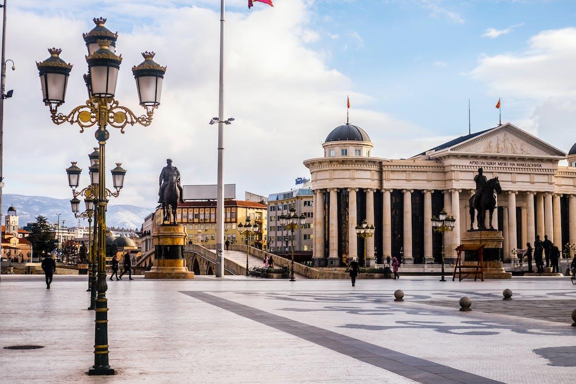 Бесплатное стоковое фото с skopje, архитектура, в возрасте