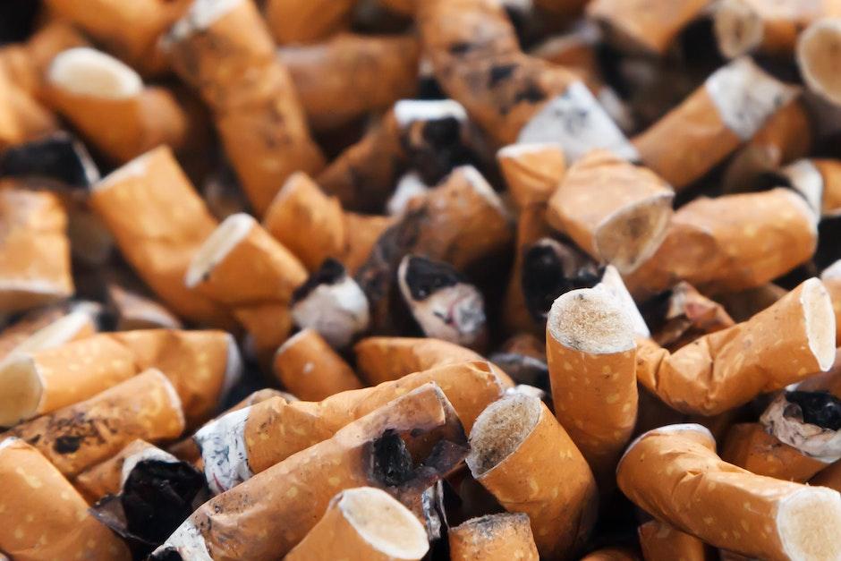 addict, addiction, ashtray