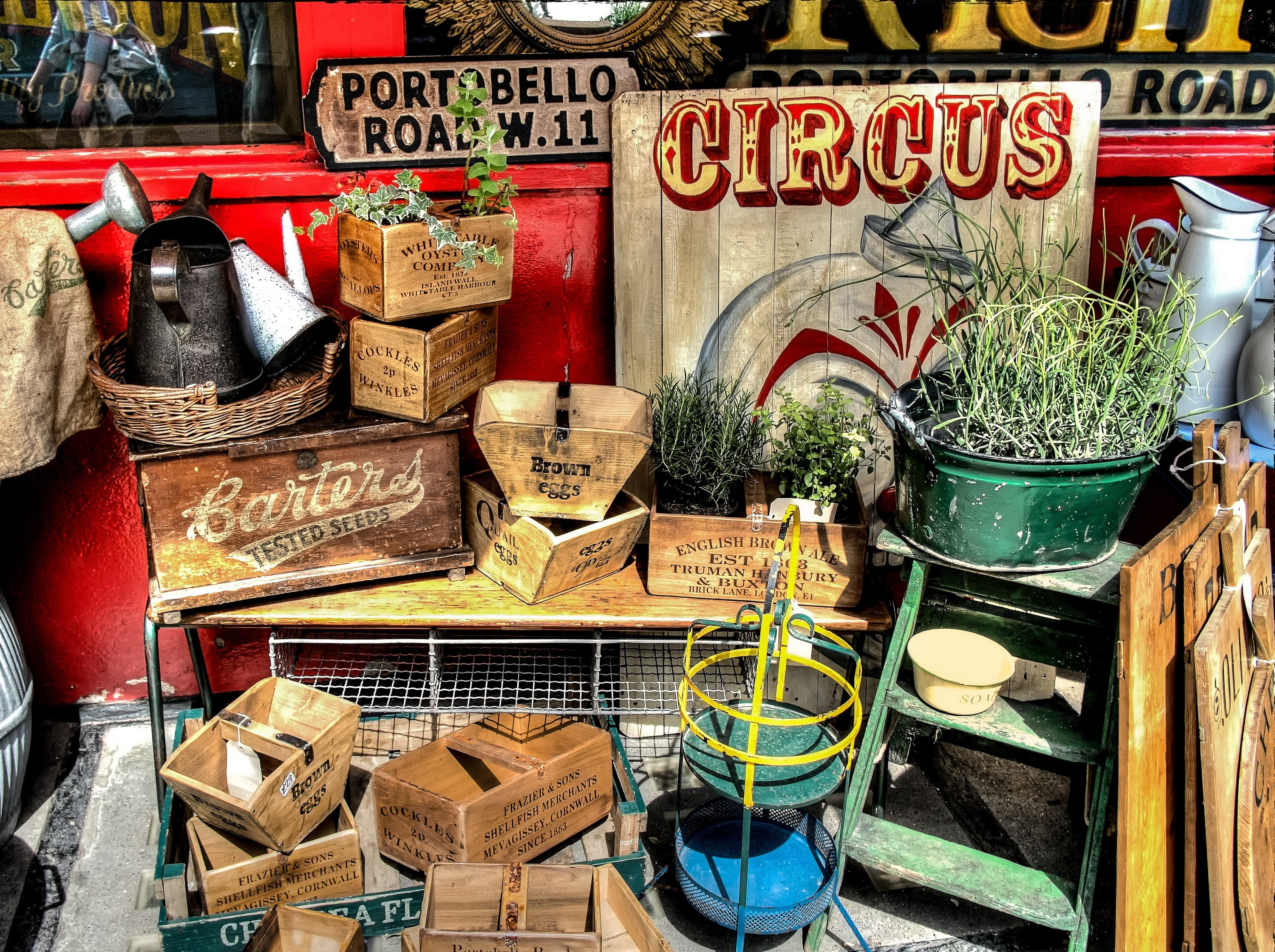 54a16119 Baskets Collection · Free Stock Photo
