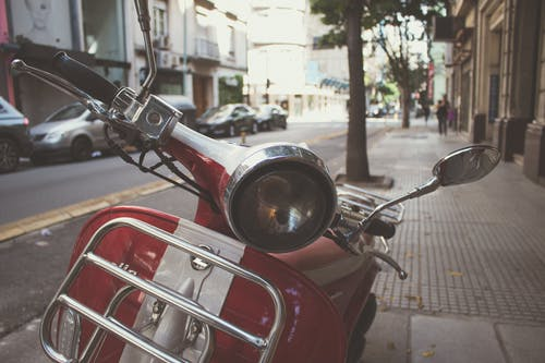 Free stock photo of Argentina, Buenos Aires, moto, street