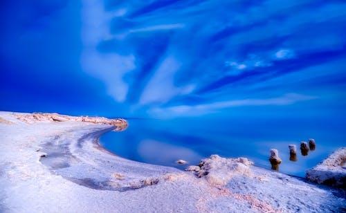 Immagine gratuita di cielo, congelando, congelato, freddo