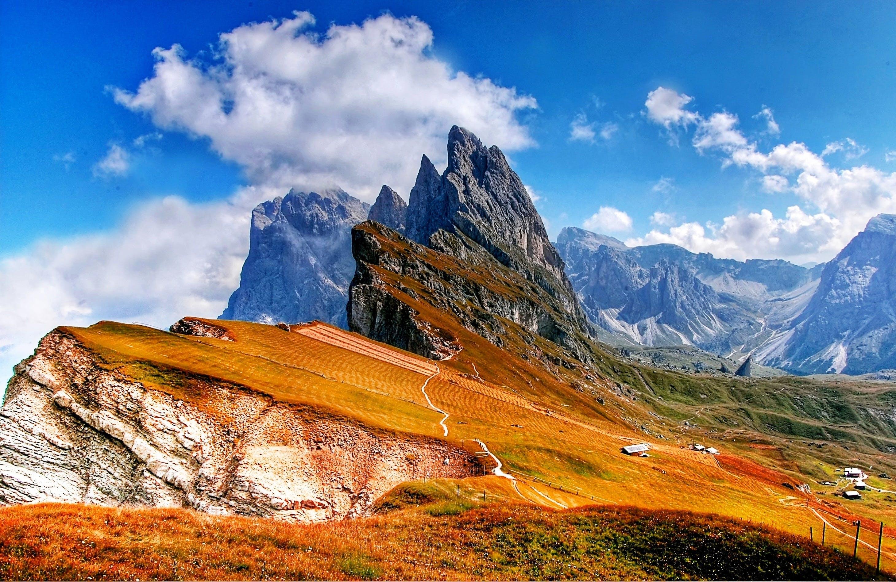 Kostenloses Stock Foto zu alp, berg, berge, dolomite