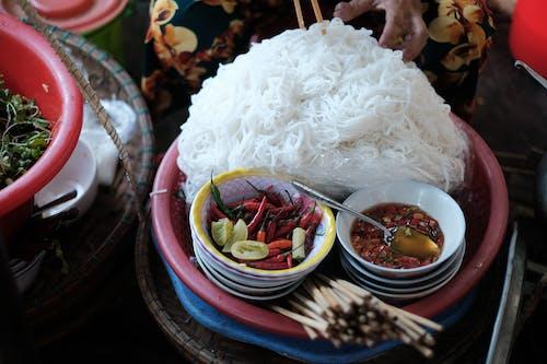 Foto stok gratis bambu, budaya, cabai, ikan
