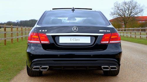 Foto d'estoc gratuïta de amg e63, cotxe de luxe, mercedes-benz, poder