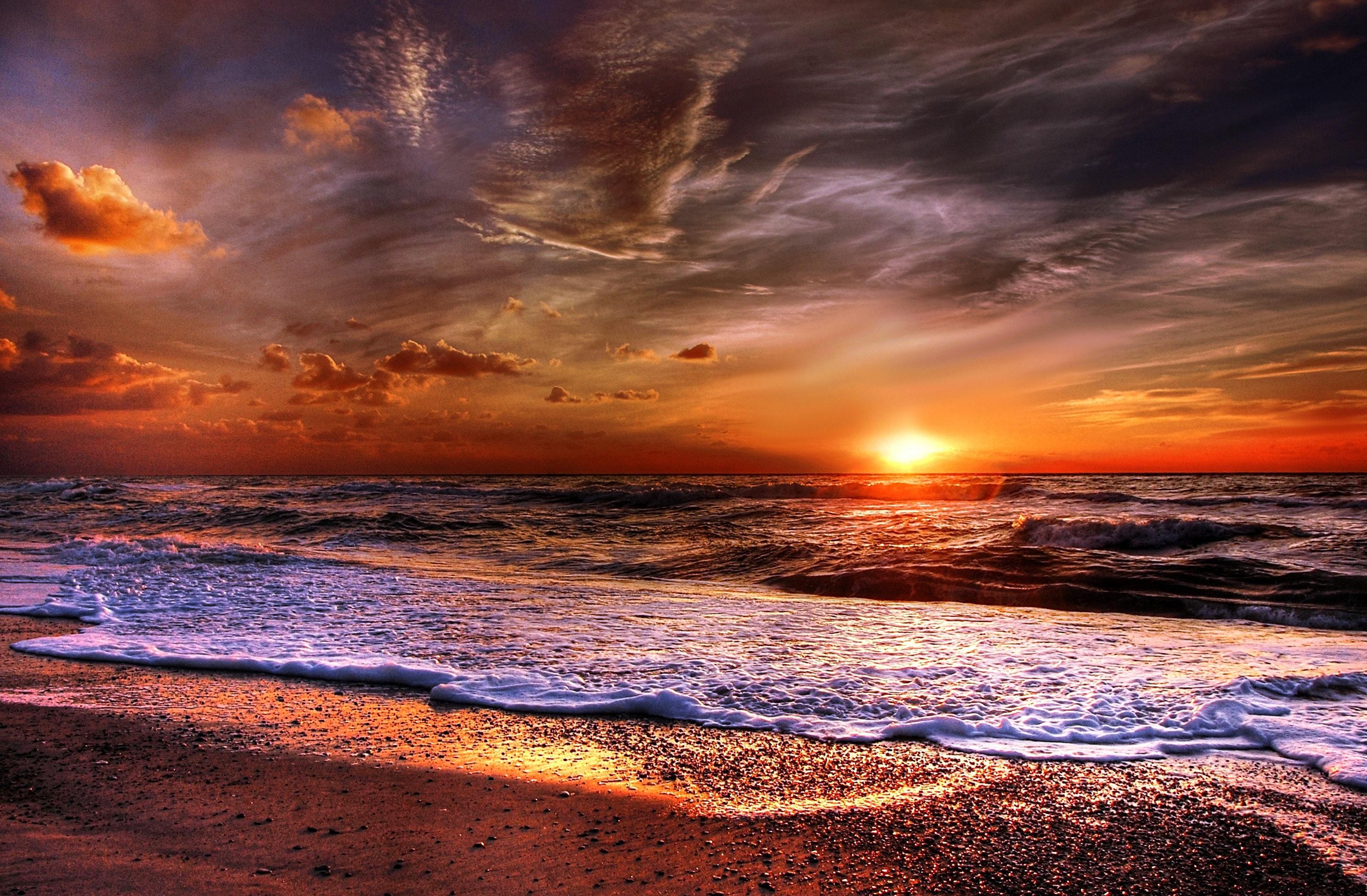 free stock photo of dawn  dusk  hd wallpaper